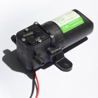automatic pump switch - DC V W High Pressure L min Micro Diaphragm Water Pump Automatic Switch