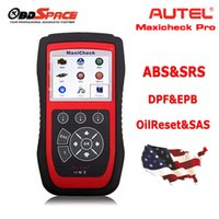 abs brake service - 100 Original Autel MaxiCheck Pro ABS SRS SAS BMS EPB DPF Function Diagnostics Interface Electronic Park Brake service tool