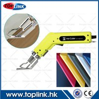 Wholesale 220V W Heavy Duty Electric Hand Held Hot Knife Tool For Fabric Leather Cutting