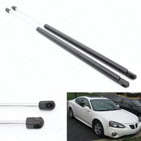 Wholesale 2pcs set car Fits for Pontiac Grand Prix Front Hood Gas Spring Lift Supports Struts Prop Rod Arm Shocks