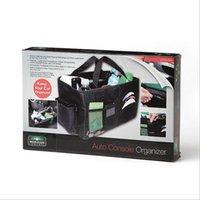 auto console organizer - 2016 Newly Hot Sale Trunk Organizer Large Capacity Car Seat Hang Bag Auto Console Foldable Organizer