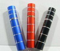 Wholesale Self Defense Device Lipstick StyleTear agent pepper spray ML Pink colors