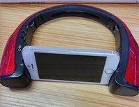 amazing mobile - Portable C Mini Foldable Bluetooth Speaker Smartphone Stand Speakers Folding Portable Wireless HiFi Amazing Sound Music Player Box YX
