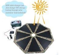 beach umbrellas for sale - 2016 year very hot sale Portable Umbrella Solar Charger Bag W solar panel umbrella for hotel outdoor