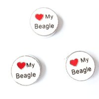 European Beads beagles for free - love my Beagle charms floating charms for living locket