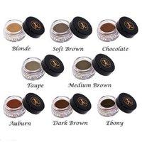 Wholesale Anastasia DIPBRO Pomade Medium Brown Waterproof Makeup Eyebrow g Blonde Chocolate Dark Brown Ebony Auburn Medium Brown TALPE