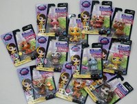 america pet - hasbro toy Littlest Pet Shop Hasbro PVC Figure toy doll Hasbro figures Hasbro pet Christmas kids Toy gifts