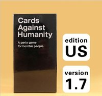 cards against humanity - Brand New Board Game Toy Set Cards Against Of Humanity Edition US Version Party Table Game Cards