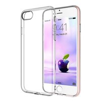 apple ipho - iPhone Case Crystal Clear Transparent TPU Silicon Drop Protection Shock Absorption Technology Premium Protective Cover For iPho