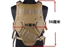 Wholesale Hard Transformers TF3 combat vest outdoor live CS field equipment including protective jacket