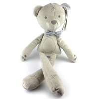 baby bear games - Retail MaMas Papas Bear Hot Toys For Baby British Aristocrat Mamas Papas Bear Stuffed Doll Cartoon Appease Bear Plush Toy Children Gift