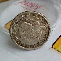 battle of gettysburg - 1936 Battle of Gettysburg Anniversary Half Dollar COIN COPY Promotion Cheap