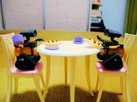 Wholesale Couple packages Supernova Sales Hotsale WALL E Robot EVE Robot cm alloy Intelligence Robot Action figure