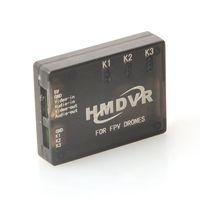 audio video parts - hot selling HMDVR Mini Digital Video Audio Recorder fps for FPV Drones Quadcopter Q250 free post