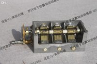 Wholesale Copper air adjustable capacitor triple PF PF loop antenna DIY antenna DIY