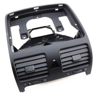 Wholesale Black OEM Front Dashboards Central Air Outlet Vent For VW Golf Jetta MK5 Rabbit KD KD819728 K0 K0819728
