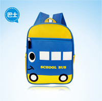 backpacks for toddler girls - Children School Bags For Girls boys New Primary toddler backpack kids travel trolley cartoon Book Bag Schoolbags WA0114