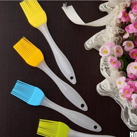 Wholesale Silicone New Cookware Bakeware Barbecue Baking Basting Pastry Brush Random Brand New Hot Sales