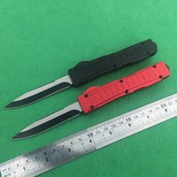 aluminum machines - Classic Microtech Makora knife Aluminum handle cnc machine