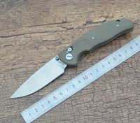 axis lock knife - Y START JIN02 Pocket EDC Folding Knife Survival Comping Tool D2 Blade Tan G10 Handle Axis Lock