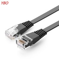 utp cat 6 cable - 1m FT CAT6 CAT Flat UTP Ethernet Network Cable RJ45 Patch LAN cable