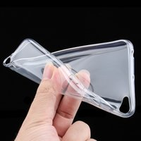 Wholesale 0 MM Ultra Thin Soft TPU Gel Transparent Crystal Clear Back Cover Phone Case For Lenovo S90 iPhone Plus SE NOTE S7 S6 SE LG G4 G3