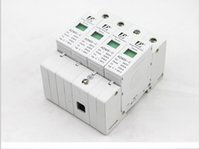 Wholesale pieces P kA V AC Din Rail SPD low voltage Surge Protective Device