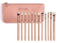 Wholesale New Zoeva Rose Golden Complete Brush Kit Genuine Quality Eye Makeup Brush Sets Goat Hair Brushes
