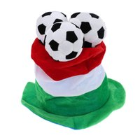 Wholesale ANSELF Fans Hat Carnival Cap Football Hat Awesome Hat for Party Show Cosplay Sports Game H17094