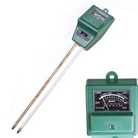 Wholesale NEW3 in PH Tester Soil Water Moisture Light Test Meter for Garden Plant Flower