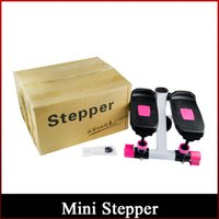 Wholesale 2016 Newest Arrival Mini Stepper Fitness Exercise Bike Mini Steppers Exercise and Fitness Supplies DHL