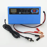us battery convert - New V battery charger v10a lead acid battery charger V24V Auto convert function LED display charging