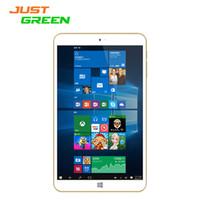 Wholesale Onda V80 plus Tablet Pc inch Intel z8300 Quad core GBRAM GB ROM Dual OS Win10 Android Bluetooth OTG Play Store OTG