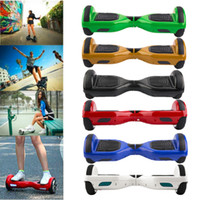Wholesale Smart Balance Wheel scooter Electric Unicycle Two wheels standing Balaning Drift Scooters drifting io hawk board hover boards hoverboard