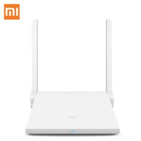 Wholesale Original English Version Xiaomi Mini WIFI Router AC WiFi Roteador G G Universal Repeater Mbps USB Smart APP Control