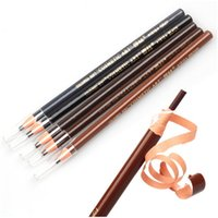 beauty define - Quality Waterproof Long lasting Eyebrow Pencil Defining Powder Beauty Eyebrow Eyeliner Eyes Makeup Tools for Women Men