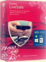 Wholesale McAfee LiveSafe Antivirus Year Years Years ULTIMATE Protection Computer PC Mac Android iOS