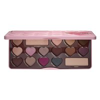 Wholesale 2016 New arrival BON BONS Chocolate Bar Eyeshadow Palette Colors Eyeshadow Love Heart how to clamour guide