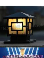 ac word - 2016 new words in the lamp wall lamp lamp wall lamp lamp door square pillar villa courtyard lamp outdoor lamp LLFA