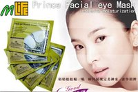 Wholesale 50Pairs Deck Out Women Crystal Eyelid Patch Anti Wrinkle Crystal Collagen Eye Mask Remove Black Eye Face care