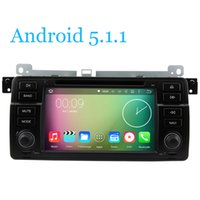 Wholesale 1024X600 Android Quad Core X1 G CPU Car DVD Player for BMW Series E46 M3 G WIFI Radio Stereo GPS Navigation