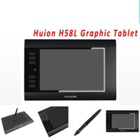 Wholesale Huion H58L x5 Inches LPI RPS Digital Art Graphics Pen Drawing Tablet with Levels of Pressure Sensitivity