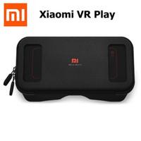 apple cardboard - Xiaomi VR box D Virtual Reality Glasses cardboard MI VR apply to apple iphone sumsang meizu Smartphone