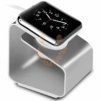 Wholesale High Quality Universal Aluminum Charging Stand Holder For Apple Watch Stand Dock Holder Charger For Iwatch mm mm Tablets Smartphone