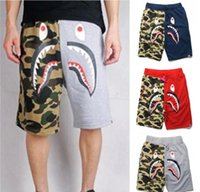 Wholesale 2016 New arrivla Men Shorts Shark shorts pants COLORS M L XL