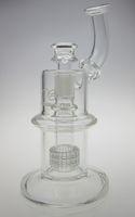 atom types - Mobius Glass Mobius Atom Matrix perc glass bongs Matrix Perc Smoking water pipe glass oil rigs joint size mm H06B001
