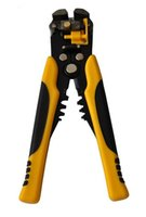 Wholesale 3 in Multi functional Automatic Cable Wire Stripper Self Adjusting Crimper Terminal Cutter Tool AWG24 mm2