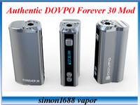battery forever - Dovpo Forever W TC Mod Original Mini Forever Box Mod mahTemperature Control ohm Sub Ohm Battery Fit Subtank mini Protank