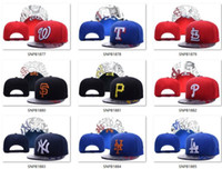baseball cap shop - Snapback hat baseball caps for teams Fashion Street Headwear sports snapbacks ball caps can custom it drop shopping mix order mb1