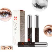 Wholesale REAL PLUS natural extract made fast stimulate eyelash growth longer mm eyelash enhancer